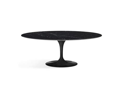 tavoli knoll saarinen saarinen tavolo ovale in marmo knoll milia shop