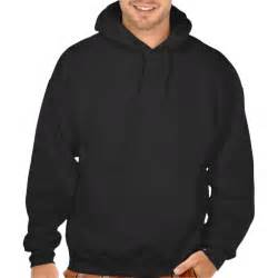 plain black hoodie zazzle