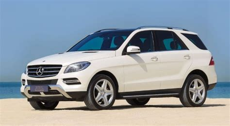 mercedes benz ml  review  sale release date