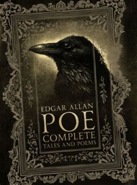 edgar allan poe complete tales and poems by edgar allan