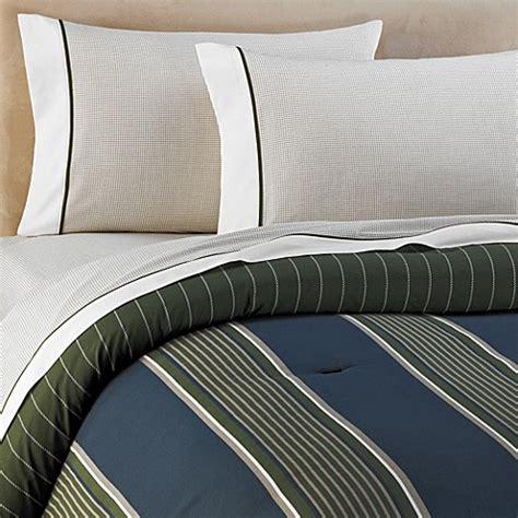 nautica twin xl comforter set buy nautica 174 dartmoore comforter and sheet set from bed