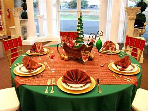 festliche tischdeko weihnachten tischdeko jeder tag ist ein mit sch 246 nen tischdecken