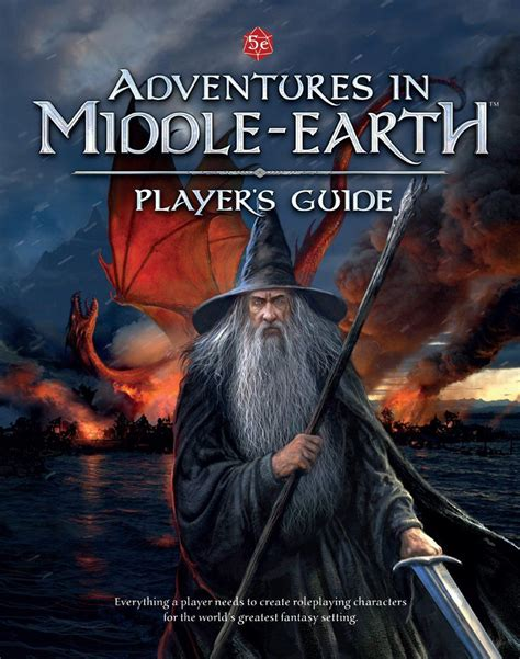 an adventurer s guide to the world of baking wizardry books adventures in middle earth player s guide available
