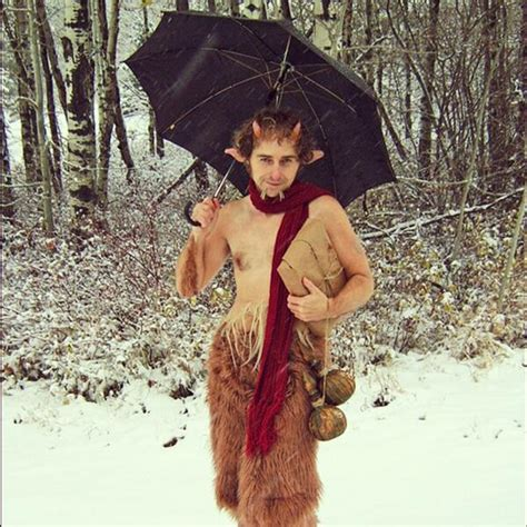 The The Witch And The Wardrobe Mr Tumnus by A Wandering Eyre