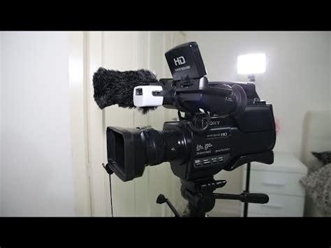 Kamera Sony Mc 1500 sony hxr mc1500 kamera doovi