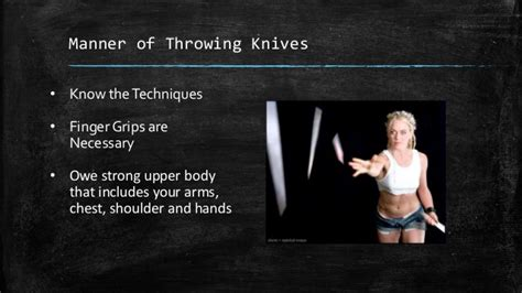 how to hold throwing knives throwing knives