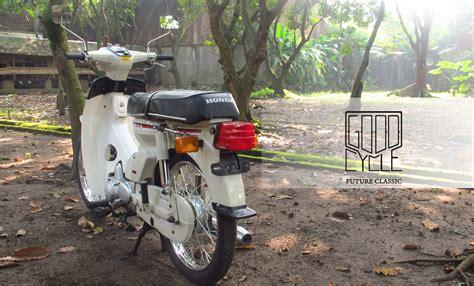 Honda C700 Cub honda cub c700 goodcycle supercub