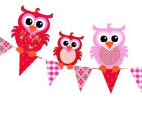 len babyzimmer studio poppy tapetenwimpeln mit eulen rot rosa 220cm bei