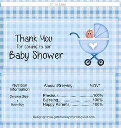 baby shower wrappers templates free gifts that say wow crafts and gift ideas free
