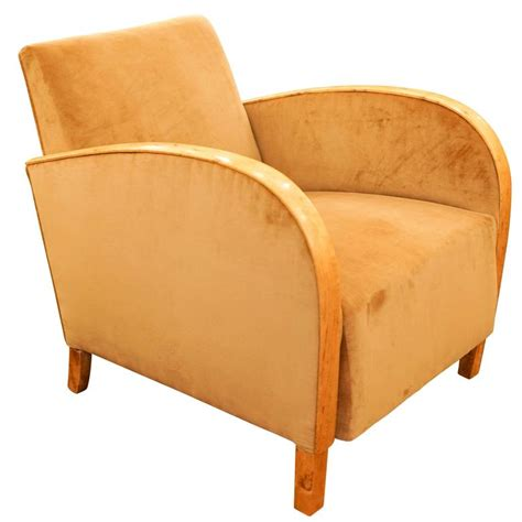 Club Chairs For Sale by Deco Club Chair For Sale At 1stdibs