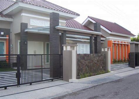 gambar desain rumah minimalis modern gambar desain eksterior rumah minimalis modern