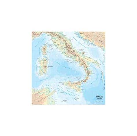 libreria scolastica on line carta geografica murale fisica e politica italia belletti