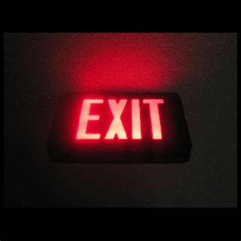 emergency exit lights with battery backup led emergency exit light sign modern battery backup