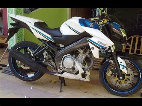 tato keren yg simpel new vixion modis tapi simpel how to save money and do it