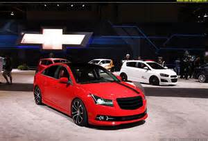 Chevrolet cruze mercedes style tuning page 2