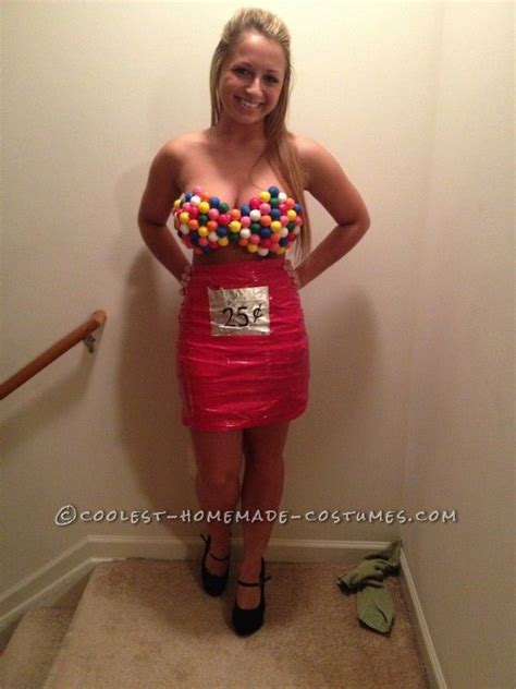 diy costume lovers sexy gumball  halloween costumes