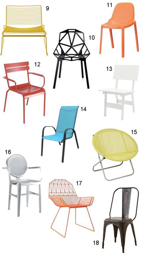 Acapulco Chair On Patio » Ideas Home Design