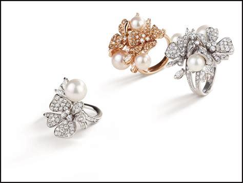 anelli con fiori fiori d arancio la nuova collezione damiani di gioielli