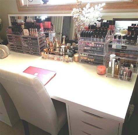Vanity Organization by Organized Vanity Organization 101 Pinterest
