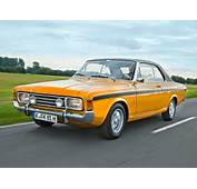 Ford Taunus 17M RS Hardtop Coupe P7b 1968–71