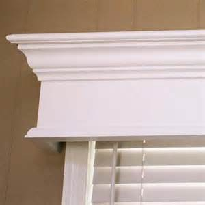 Cornice Wood Valance Quotes