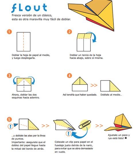 Directions On How To Make A Paper Airplane - easy craft idea paper airplane