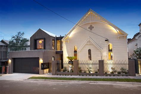 convert traditional home to modern a church conversion victorian to modern desire to