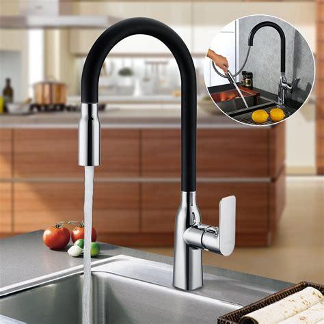 rubinetti lavello cucina auralum 174 rubinetto miscelatore monocomando cascata lavello