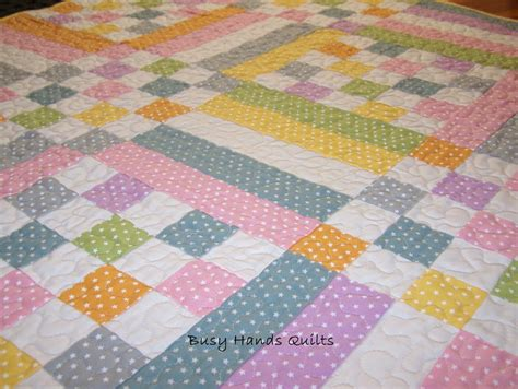 Baby Patchwork Quilts - baby fashioned patchwork quilt blanket 40