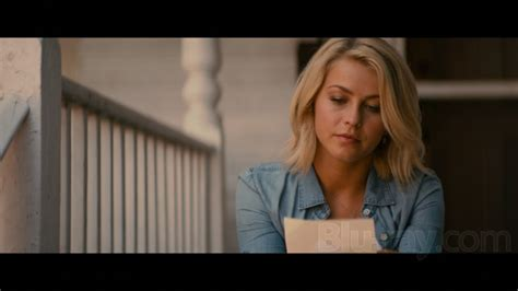 julianne houghs hair in safe haven safe haven blu ray