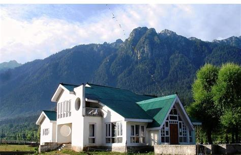 home design for kashmir a beautiful house located on the srinagar