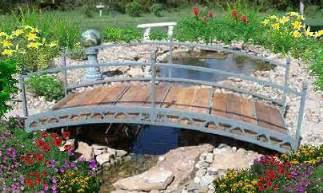 landscaping bridges woodworking decorative garden bridges plans pdf download