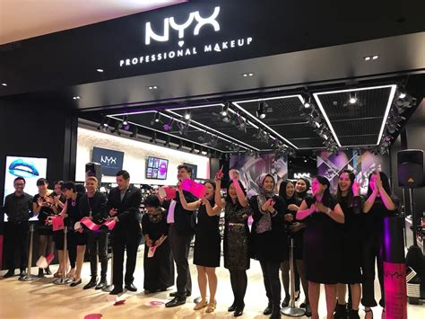 Lipstik Nyx Di Mall nyx professional makeup opened flagship store in malaysia at ioi city mall per my
