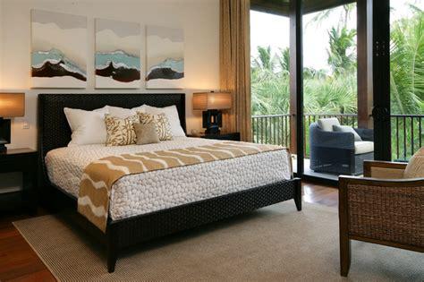 Captiva House Tropical Bedroom Furniture Sets