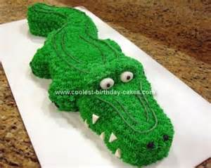 Crocodile Cake Template by 25 Best Ideas About Alligator Cake On