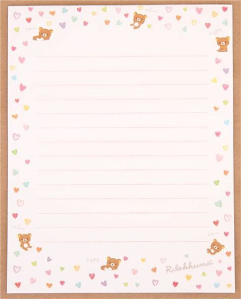 printable japanese writing paper 394 best images about lined stationary on pinterest kids