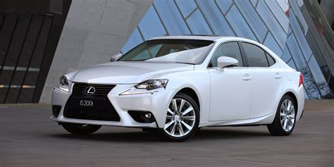 lexus prices 2016 2016 lexus is pricing and specifications photos 1 of 15