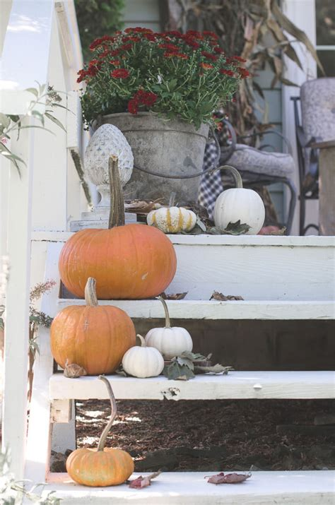 fall decorating on a budget fall front porch decorating ideas on a budget the