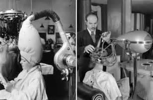 roasted blend sleek vintage salon hair dryers