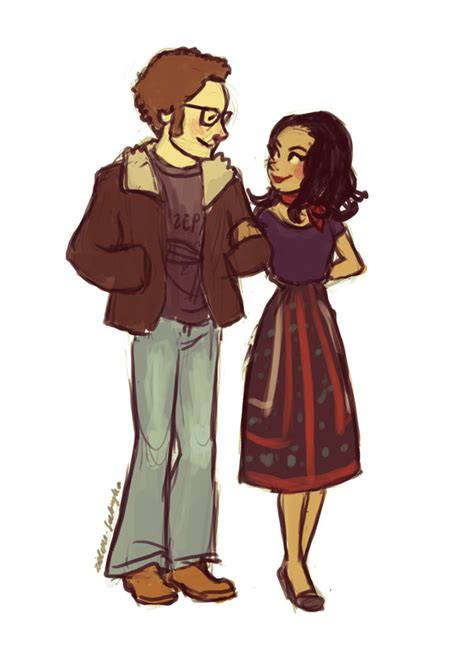 70s Sketches by Jackie And Hyde By Zielona Fabryka On Deviantart