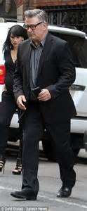 baldwin brothers that s right stephen baldwin cuts a striking contrast to sharply
