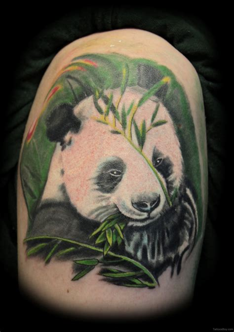 panda tattoos designs panda tattoos designs pictures