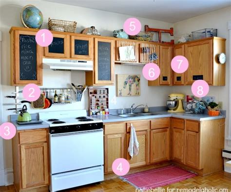 rental kitchen ideas the lovely side rev your rental kitchen with ideas