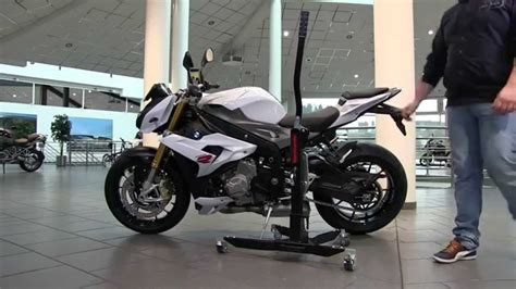 Bmw S 1000 R Tieferlegen by Motorbike Central Stand Paddock Lift Constands Power Bmw S