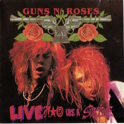guns n roses live like a reviews and mp3