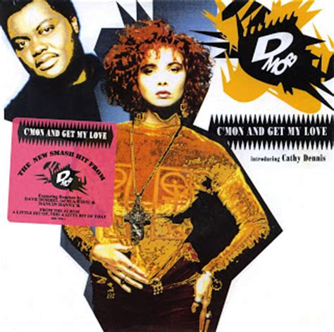 Gw B3 Set D by f mix d mob introducing cathy dennis c mon and get