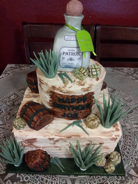 Cetakan Fondant Liquor Bottle patron tequila cake 8 quot 12 quot and square cakes all frosted in pastry pride the bottle and