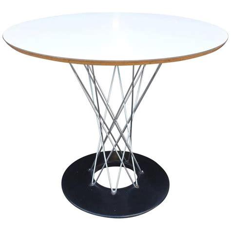 Isamu Noguchi Dining Table Mid Century Isamu Noguchi Cyclone Dining Table For Knoll For Sale At 1stdibs