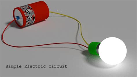 electric circuit and electrical circuit elements