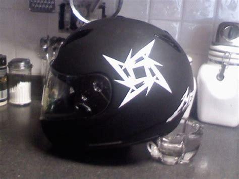 Motorradhelm Sticker by Custom Motorcycle Helmet Stickers Www Pixshark
